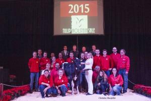 Tulip Sale 2015 een succes!