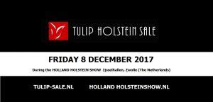 8 DECEMBER TULIP HOLSTEIN SALE 2017