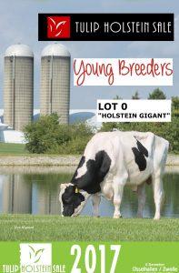 0 nummer voor Young Breeders