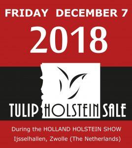 Vrijdag 7 december Tulip Sale 2018