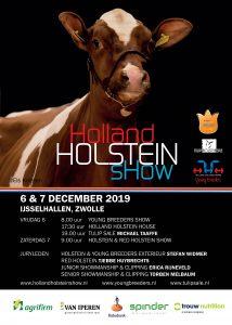 Programma Holland Holstein Show 2019